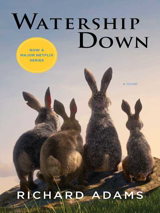 Title details for Watership Down by Richard Adams - Wait list