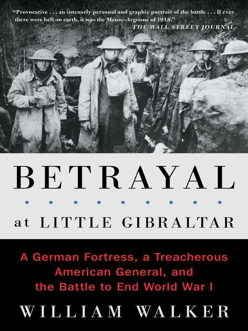 Cover of Betrayal at Little Gibraltar