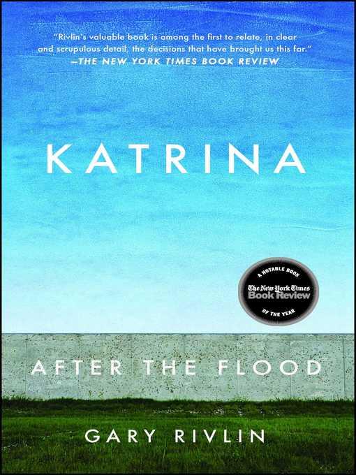 Title details for Katrina by Gary Rivlin - Wait list