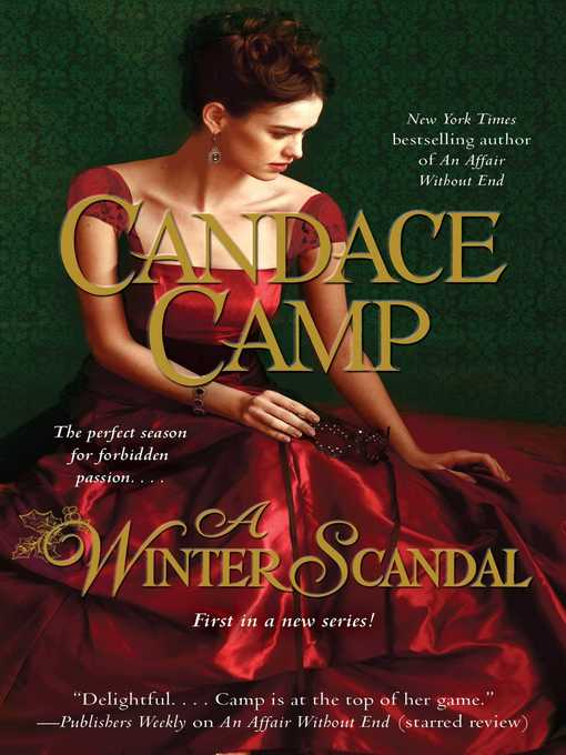 Title details for A Winter Scandal by Candace Camp - Wait list