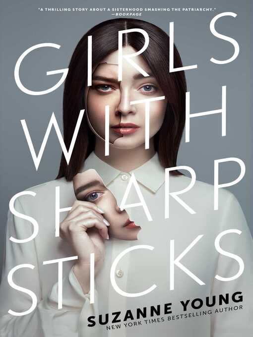 Cover of Girls with Sharp Sticks