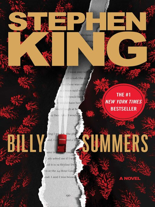 Title details for Billy Summers by Stephen King - Wait list