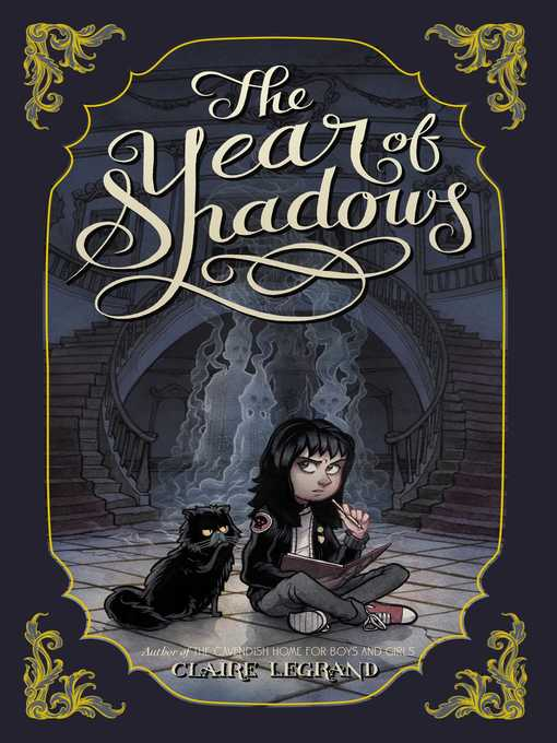 Title details for The Year of Shadows by Claire Legrand - Available