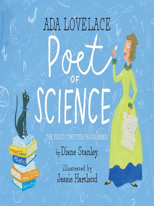 Title details for Ada Lovelace, Poet of Science by Diane Stanley - Available