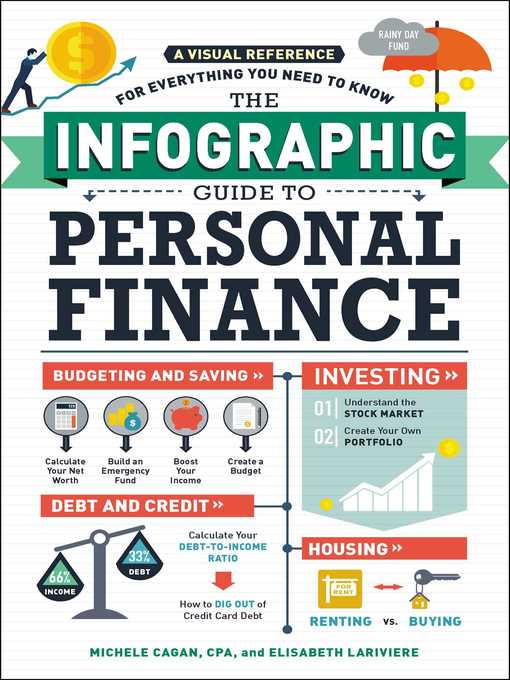 The infographic guide to personal finance : a visual reference for everything you need to know