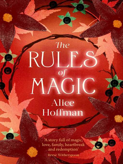Title details for The Rules of Magic by Alice Hoffman - Wait list