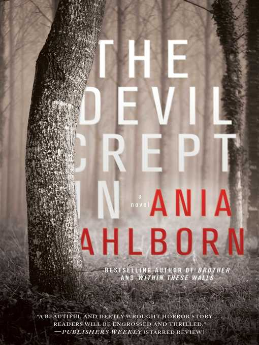 Title details for The Devil Crept In by Ania Ahlborn - Wait list