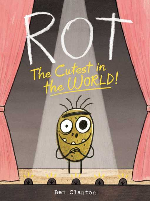 Rot, the Cutest in the World - eBook