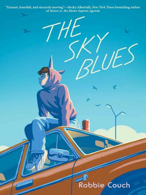 Title details for The Sky Blues by Robbie Couch - Wait list