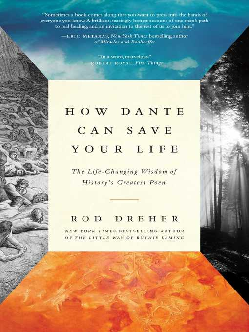 Cover of How Dante Can Save Your Life