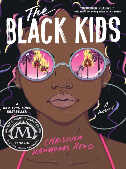 Title details for The Black Kids by Christina Hammonds Reed - Available