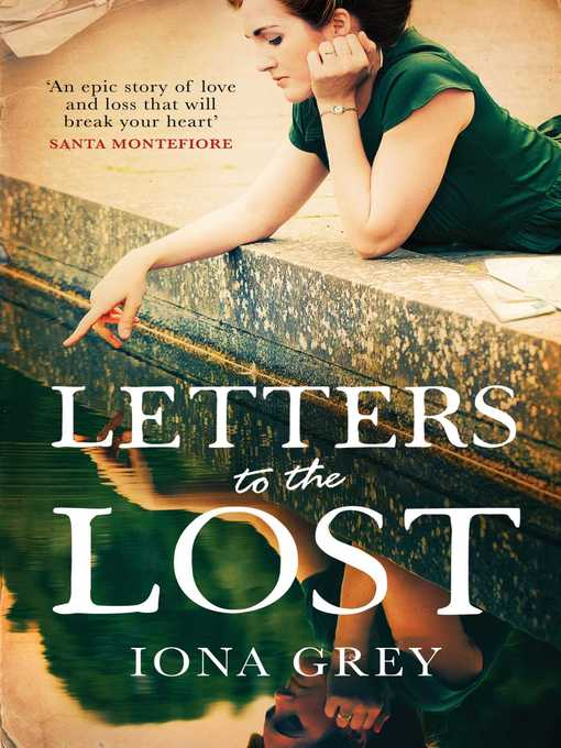 Title details for Letters to the Lost by Iona Grey - Wait list