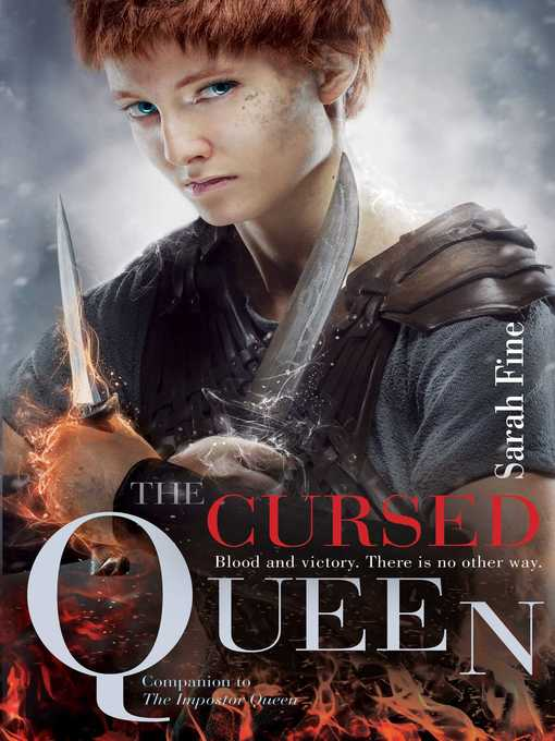 Cover of The Cursed Queen