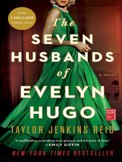 Title details for The Seven Husbands of Evelyn Hugo by Taylor Jenkins Reid - Wait list