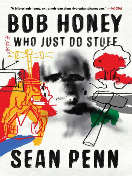 Cover of Bob Honey Who Just Do Stuff