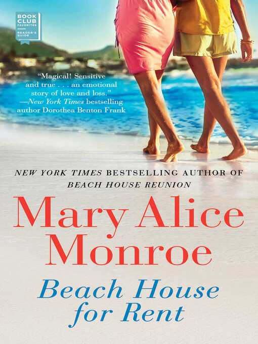 Title details for Beach House for Rent by Mary Alice Monroe - Available