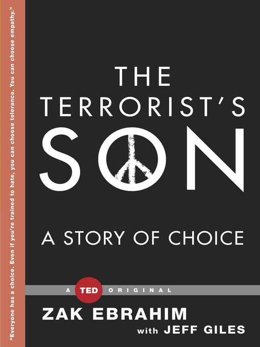 Title details for The Terrorist's Son by Zak Ebrahim - Wait list