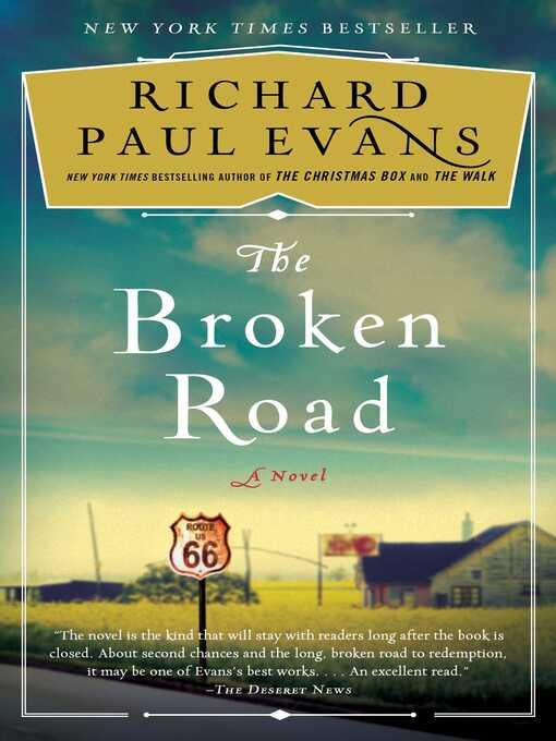 Title details for The Broken Road by Richard Paul Evans - Wait list