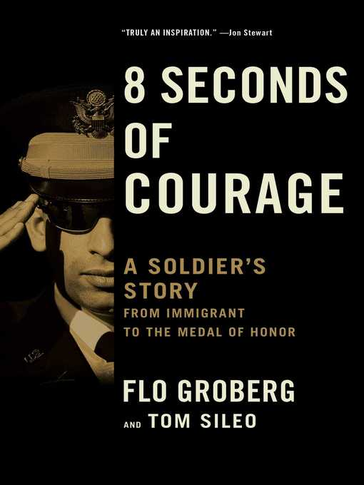 Title details for 8 Seconds of Courage by Flo Groberg - Wait list