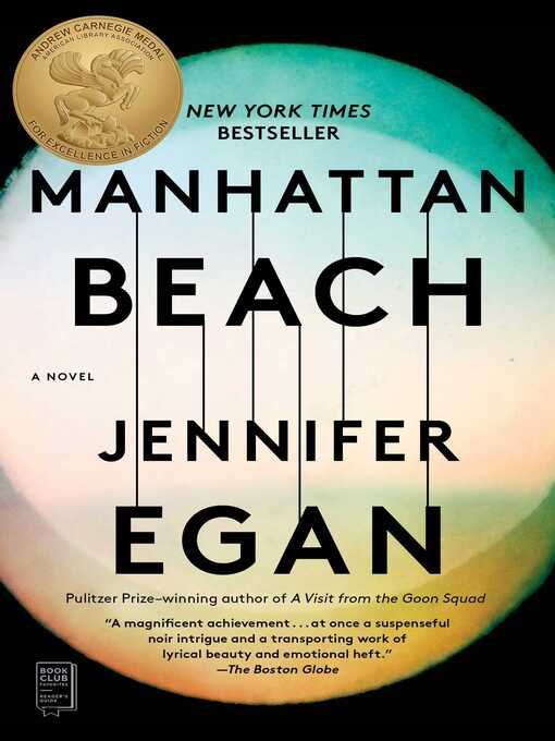 Title details for Manhattan Beach by Jennifer Egan - Wait list