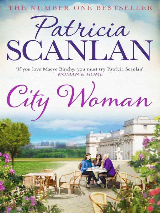Title details for City Woman by Patricia Scanlan - Wait list
