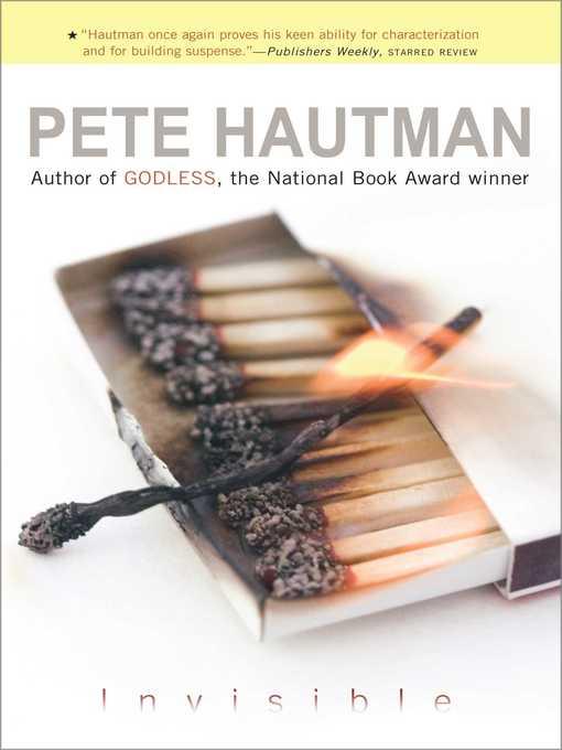 Title details for Invisible by Pete Hautman - Wait list