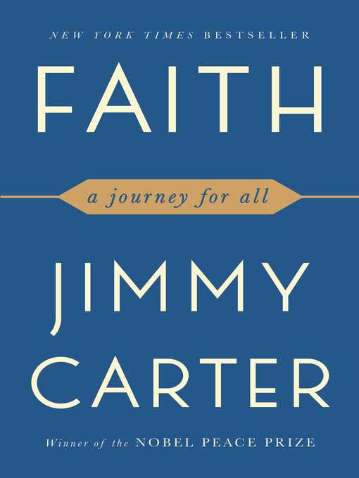 Title details for Faith by Jimmy Carter - Available
