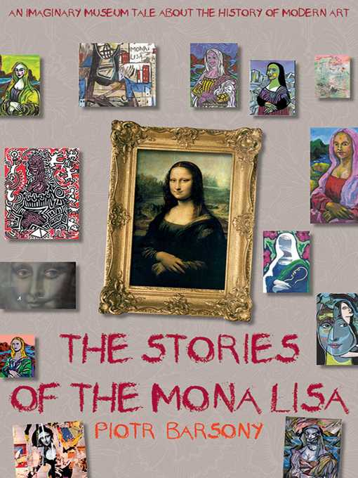 Cover of The Stories of the Mona Lisa
