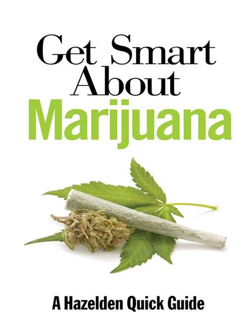 Title details for Get Smart About Marijuana by Anonymous - Wait list