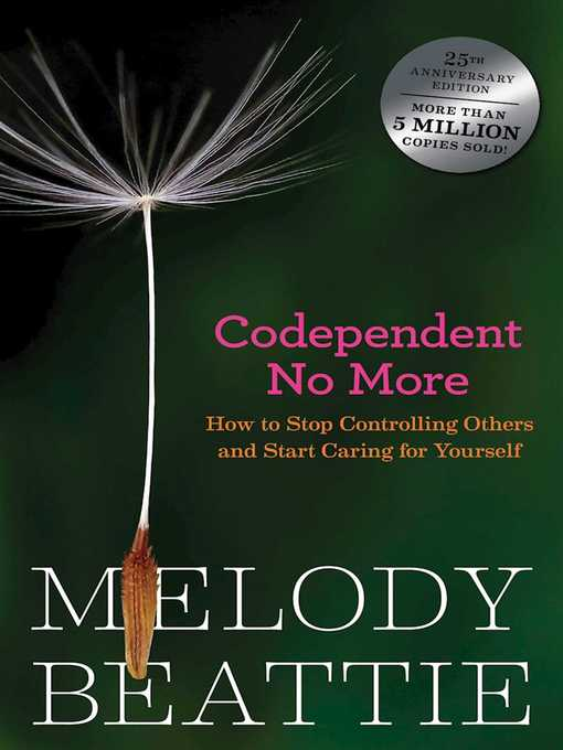 Title details for Codependent No More by Melody Beattie - Wait list