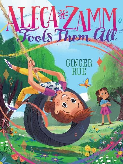 Title details for Aleca Zamm Fools Them All by Ginger Rue - Available