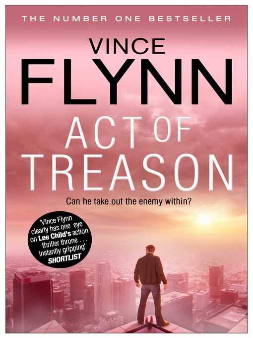 Title details for Act of Treason by Vince Flynn - Available