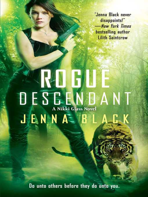 Title details for Rogue Descendant by Jenna Black - Wait list