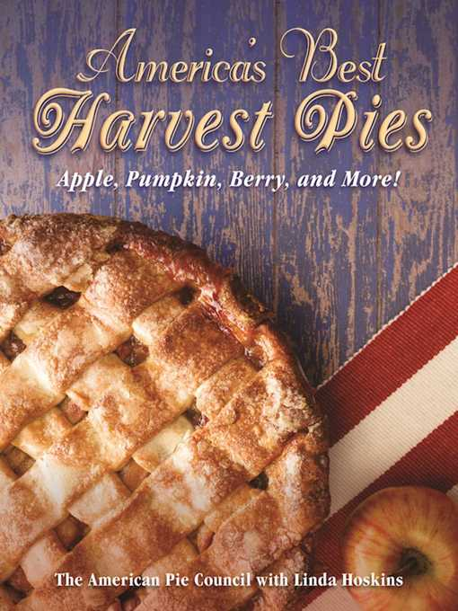 Title details for America's Best Harvest Pies by Linda Hoskins - Available