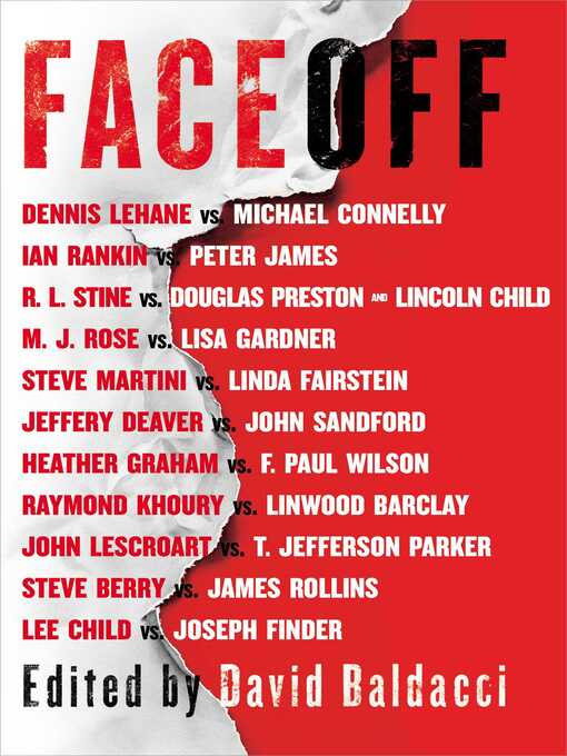 Title details for FaceOff by David Baldacci - Wait list