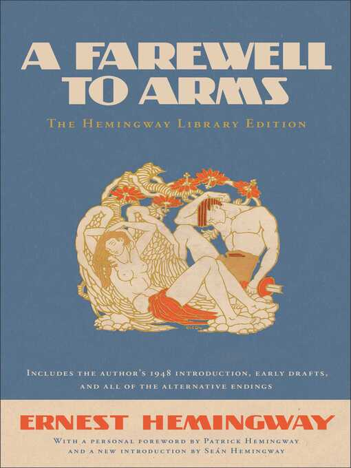Title details for A Farewell to Arms by Ernest Hemingway - Wait list