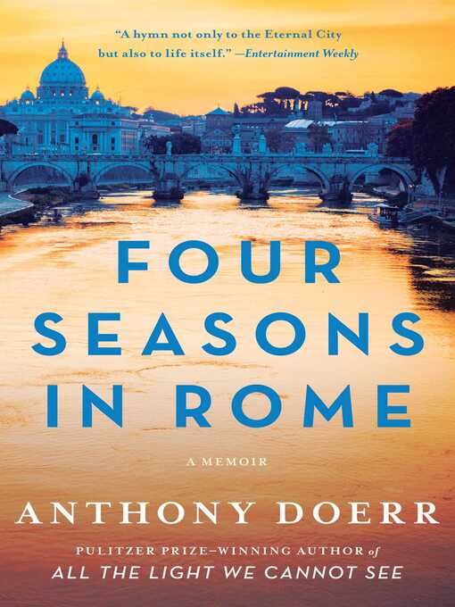Title details for Four Seasons in Rome by Anthony Doerr - Wait list