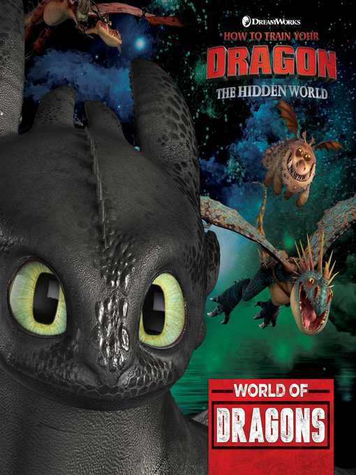 Cover of World of Dragons
