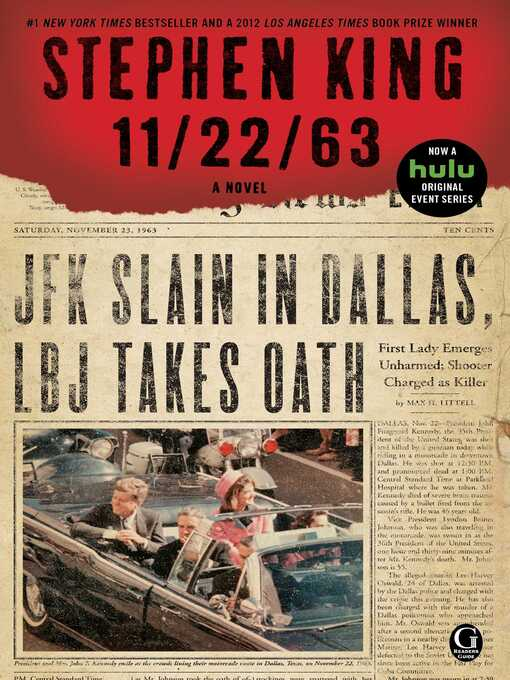 Title details for 11/22/63 by Stephen King - Wait list