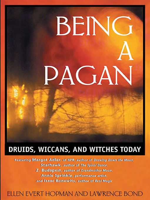 Title details for Being a Pagan by Ellen Evert Hopman - Available