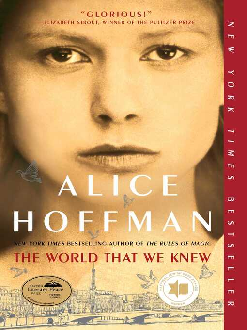 Title details for The World That We Knew by Alice Hoffman - Available