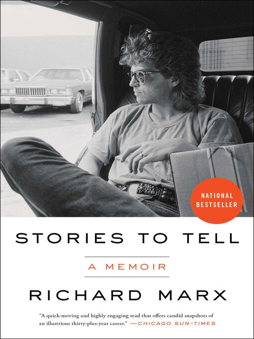 Title details for Stories to Tell by Richard Marx - Available
