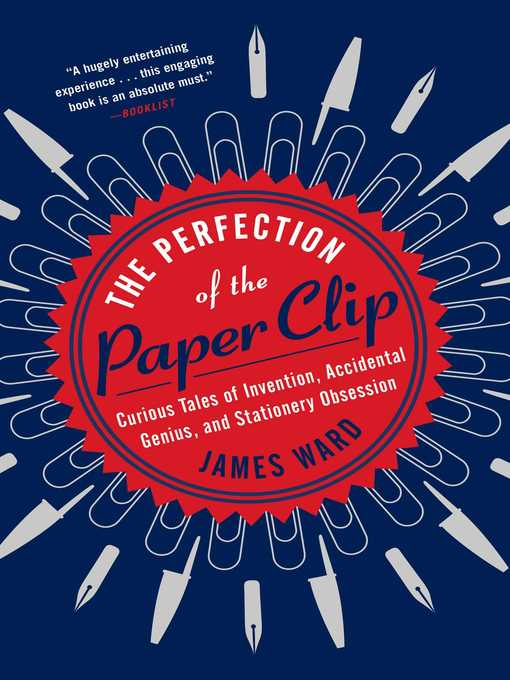 Title details for The Perfection of the Paper Clip by James Ward - Wait list