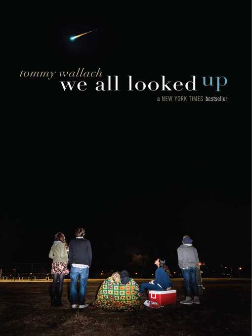 Title details for We All Looked Up by Tommy Wallach - Wait list