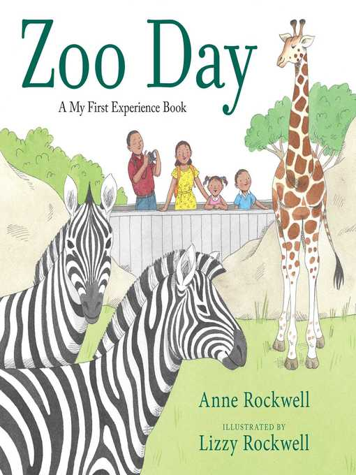 Cover of Zoo Day