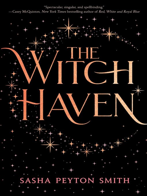 Title details for The Witch Haven by Sasha Peyton Smith - Wait list