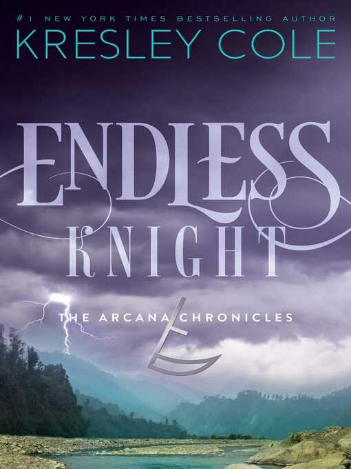 Title details for Endless Knight by Kresley Cole - Wait list