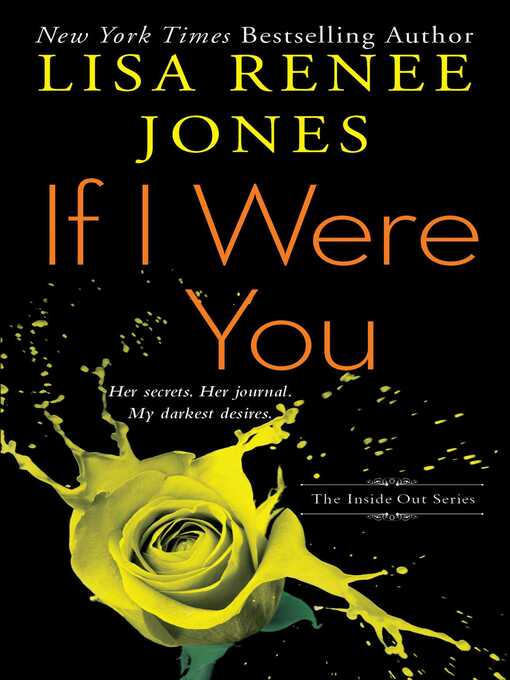 Title details for If I Were You by Lisa Renee Jones - Available