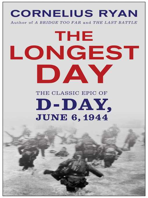 Title details for The Longest Day by Cornelius Ryan - Available