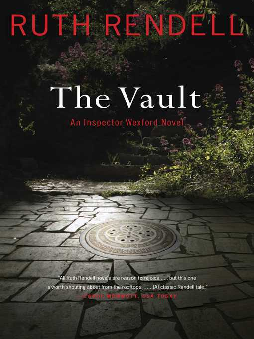 Title details for The Vault by Ruth Rendell - Wait list